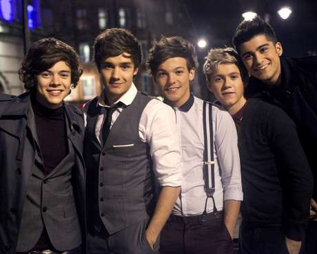 One Direction visitaría nuestro país en 2014. Foto: Reproducción onedirectionilovethem.blogspot.com