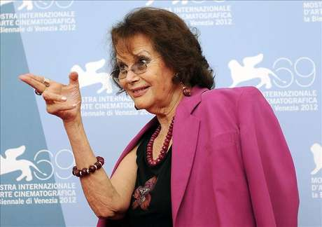 La historia de una sonrisa, Claudia Cardinale cumple 75 años Foto: Agencia EFE / © EFE 2013. Está expresamente prohibida la redistribución y la redifusión de todo o parte de los contenidos de los servicios de Efe, sin previo y expreso consentimiento de la Agencia EFE S.A.
