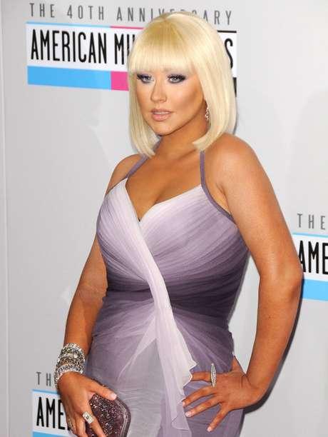 Christina Aguilera unirá su voz a la de Alejandro Fernández para el tema de 'La Tempestad'. Foto: Photo AMC