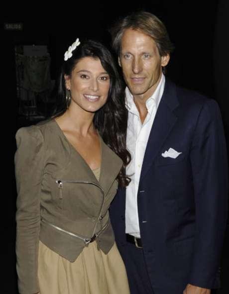 Sonia Ferrer y Marco Vricella, en una imagen de archivo en 2011. Foto: Gtres