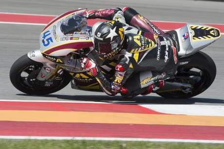 Scott Redding, pole en Moto2 Foto: Getty Images