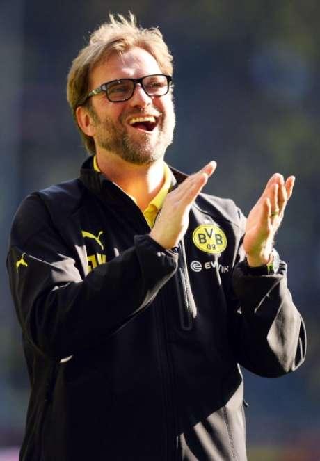 El entrenador del Borussia Dortmund, Jürgen Klopp Foto: Getty Images