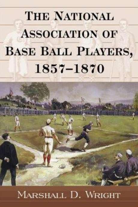 National Association of Base Ball Players fue la primera organización en agrupar los clubes de beisbol en los Estados Unidos. Foto: Divulgación Internet