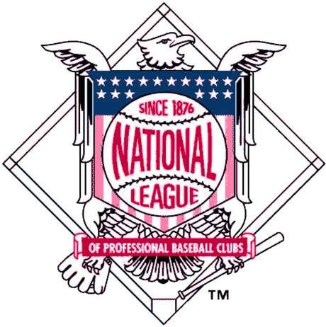 Logo de la National League of Professional Base Ball Clubs, la hoy conocida como Liga Nacional Foto: Divulgación Internet