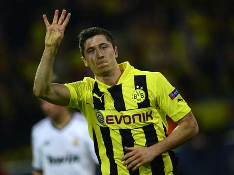 Robert Lewandowski. Foto: AFP