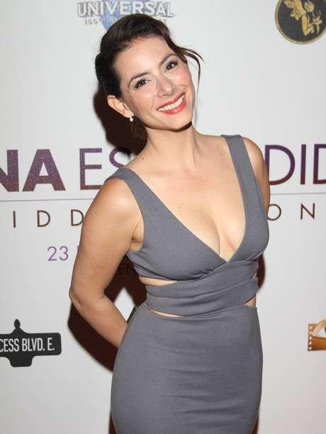 Claudia Lizaldi no ha confirmado su participación en la puesta teatral. Foto: Photo AMC
