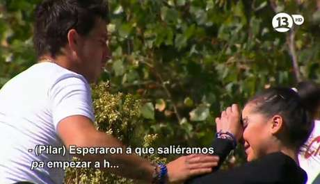 La joven se sinceró con Juan Pablo Úbeda. Foto: Reproducción.