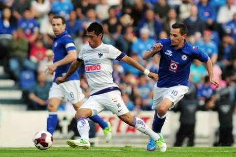 Rayados de Monterrey vs. Cruz Azul Foto: Mexsport