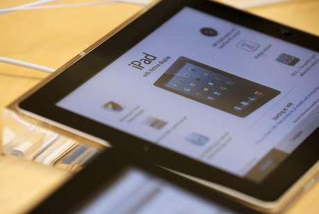 Las netbooks recibieron un golpe mortal con la salida en 2010 de la tableta iPad de Apple. Foto: Getty Images
