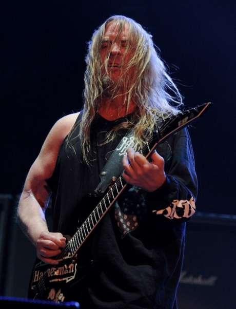 Jeff Hanneman Foto: Getty Images
