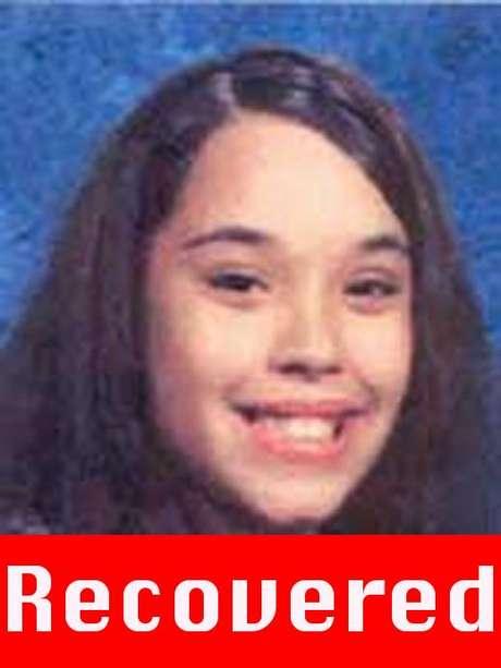 Con esta foto el FBI buscaba a Gina DeJesus Foto: AFP