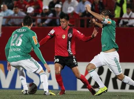 Los goles del cuadro fronterizo serviríana su favor como criterio de desempate. Foto: Mexsport