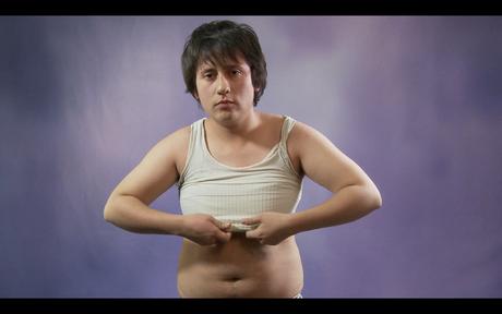 Damián es un transexual y cuya vida cambiará radicalmente. Foto: Gentileza CHV