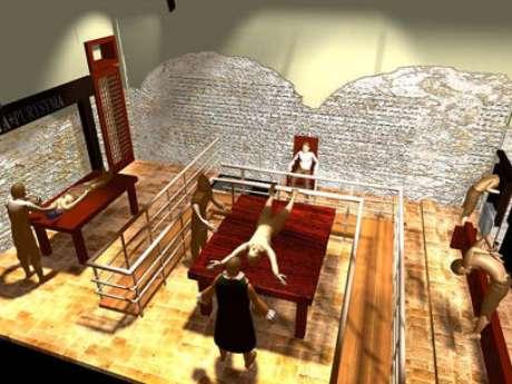 Cámara de tormentos del Museo de la Inquisición. Foto: Museo de la Inquisición