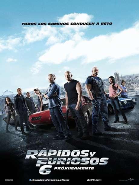 'Rápidos y Furiosos 6', próximamente, sólo en cines. Foto: Universal Pictures