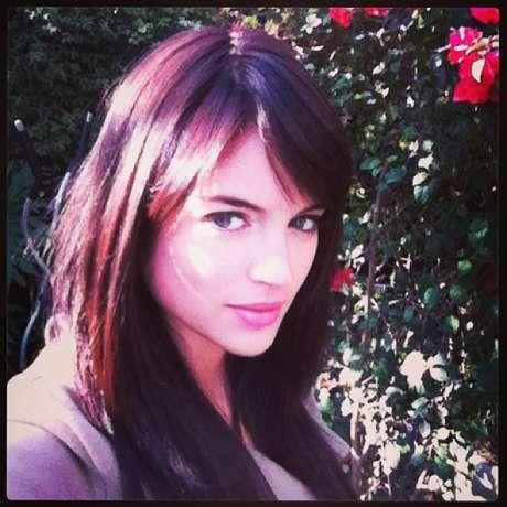 Así luce hoy la joven actriz de TV. Foto: Reproducción