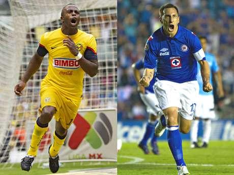 América y Cruz Azul buscarán el título del Clausura 2013 Foto: Especial