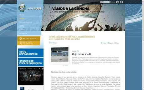 Foto: Captura Web