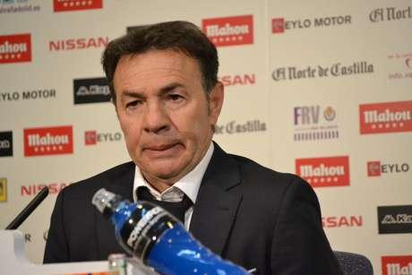 Abel Resino Foto: Dani Martín