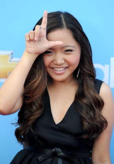 La cantante y actriz de Glee, Charice Pempengco de claró públicamente lesbiana al cumplir 21 años. Foto: Getty Images