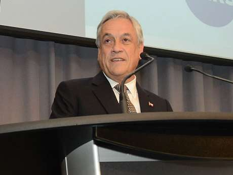 Presidente chileno Sebastián Piñera. Foto: Presidencia
