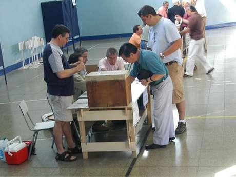 Servel publicó listado para las elecciones primarias del 30 de junio Foto: UPI