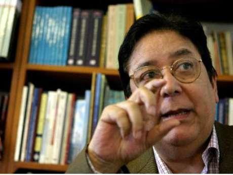 Constitucionalista Enrique Bernales. Foto: Andina