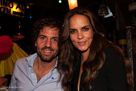 Lucas Jaramillo y Catalina Aristizábal. Foto: Twitter