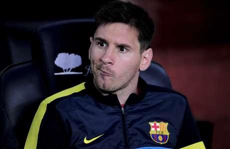 Messi tiene una acusación por fraude al Fisco. Foto: AFP