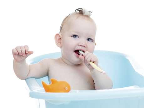 La función muscular durante la lactancia favorece el mejor desarrollo de los maxilares Foto: ThinkStock