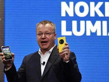 Lumia 1020 busca levantar las bajas ventas de Nokia Foto: Reuters en español