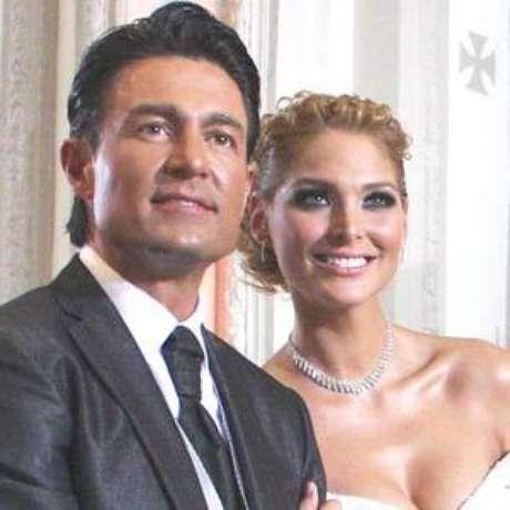 Foto: Fernando Colunga y Blanca Soto son novios / Mezcalent