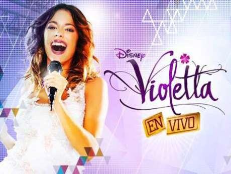 Violetta Foto: Facebook oficial