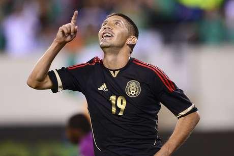 Oribe Peralta marcó un doblete. Foto: Terra