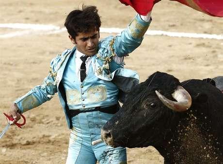 Joselito logró un par de faenas variadas, templadas y de buen gusto. Foto: EFE