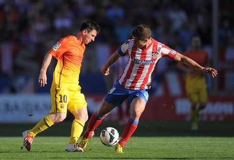 Atlético y Barcelona disputan el primer capítulo de la Supercopa de España Foto: Getty Images
