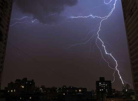 Santa Rosa llega con demora... Tormentas pronosticadas para Capital, el Gran Buenos Aires, y otras provincias Foto: Télam