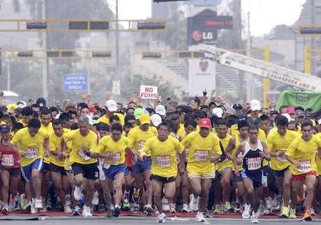 'Maratón RPP' se llevará a cabo el domingo 13 de octubre. Foto: RPP.com.pe