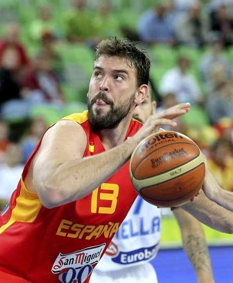 El jugador español Marc Gasol . Foto: EFE en español