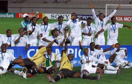 Nigeria Es el segundo máximo ganador de la categoría, tras levantar los trofeos de 1985, 1993 y 2007. Foto: Getty Images