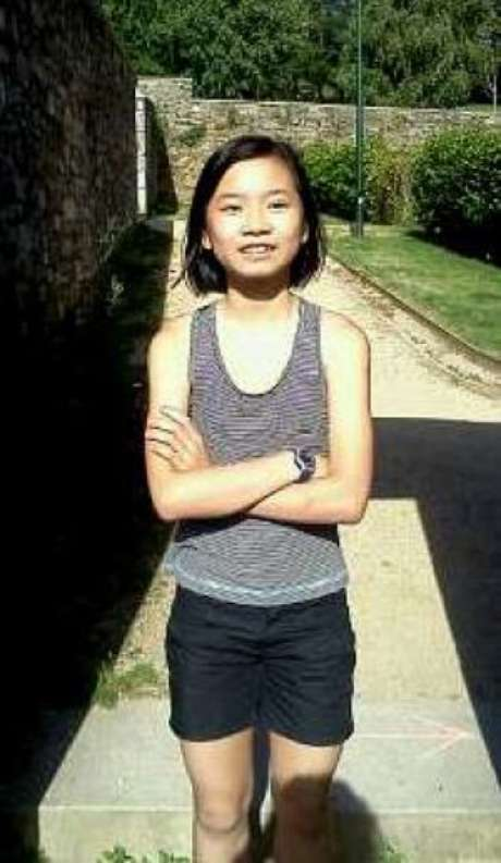 La niña asesinada, de origen chino, había sido adoptada por la mujer Foto: AFP