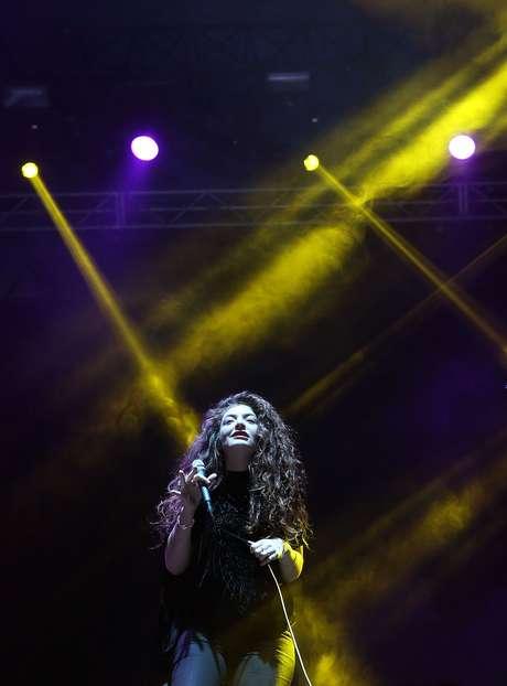 Lorde Foto: web