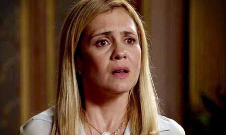 """Adriana Esteves, más conocida como """"Carminha"""". Foto: REPRODUCCIÓN"""