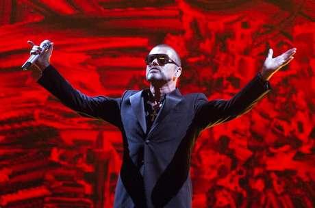 Un número de lujo será George Michael para Viña 2014 Foto: Getty Images