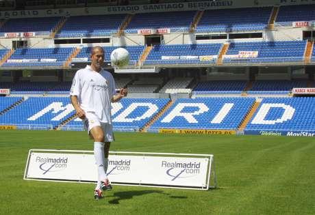 Zinedine Zidane fue un ídolo en Juventus y Real Madrid Foto: Getty Images