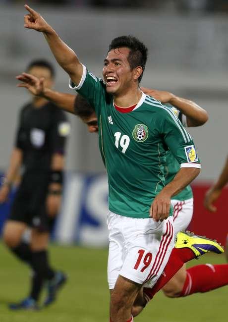 México sigue defendiendo el título Sub 17 Foto: AFP
