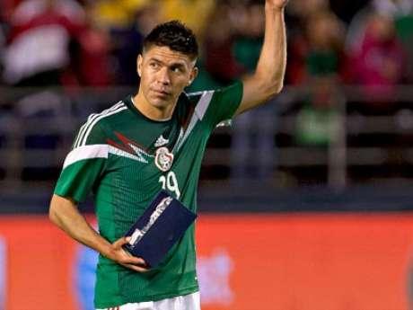 Oribe Peralta es la esperanza de gol para México en los duelos contra Nueva Zelanda Foto: Mexsport