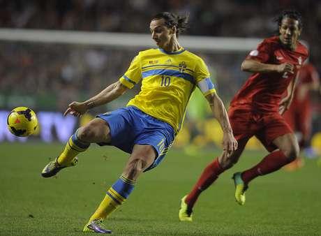 Zlatan buscará lucirse ante su afición y darle a Suecia el boleto a Brasil 2014 Foto: AFP en español