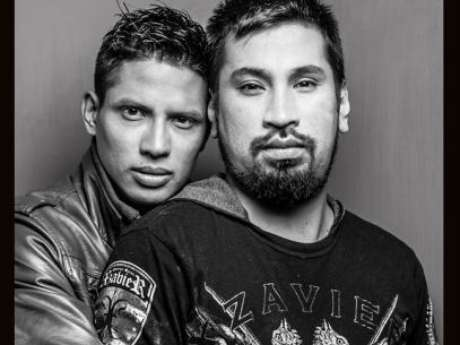 Aldo Miyashiro y André Silva Foto: Las Parejas Imaginarias