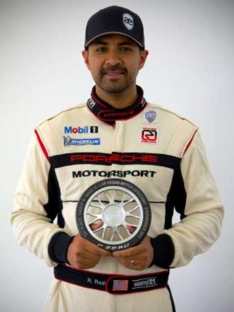 Roger Rodas, el amigo de Paul Walker que murió con él. Foto: Competition Motorsports